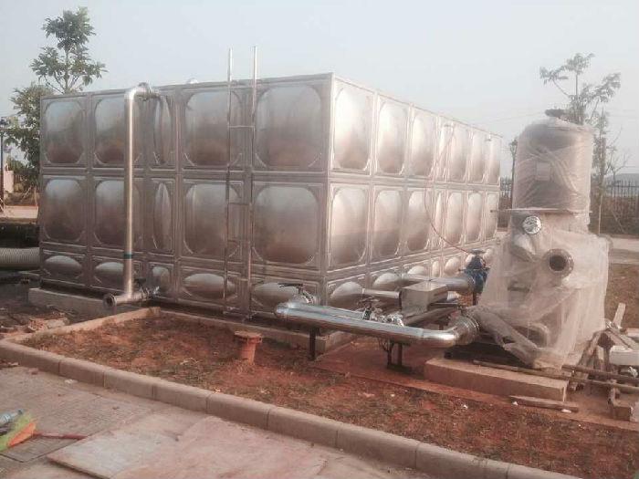 广西屋顶不锈钢消防水箱厂家;