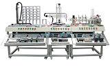 厂家直销现代物流仓储自动化实验系统光机电一体化实训装置;