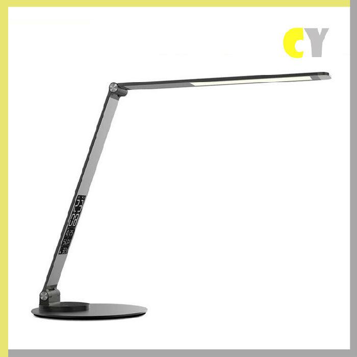 供应创意金属9W护眼学习办公阅读LED台灯;