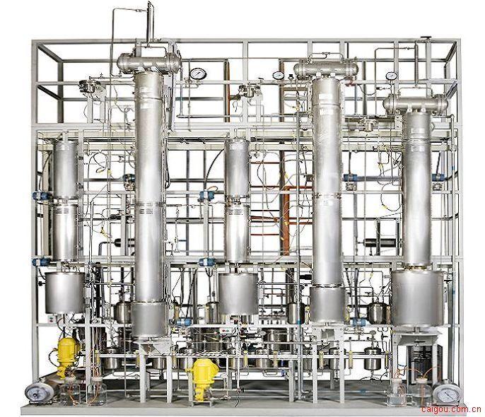 精馏仪器设备防爆不锈钢精馏塔装置玻璃精馏仪器淮安渭南安庆;
