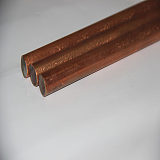 生产加工供应富沃德镀铜圆钢接地材料;