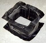 工业锅炉配套软管 锅炉风机软连接 非金属膨胀节;