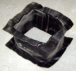 工業鍋爐配套軟管 鍋爐風機軟連接 非金屬膨脹節
