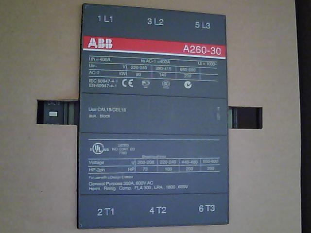 ABB交直流接触器AF1250-30-11 ;