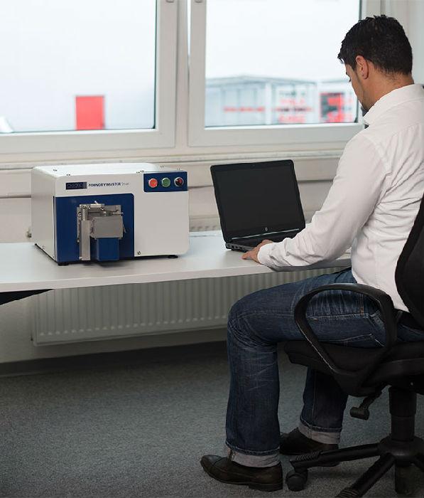 供应德国进口实验室火花全谱直读CCD光谱仪,移动式光谱仪;