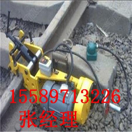 专业生产钢轨钻孔机 手动钢轨钻孔机生产厂家价格;