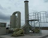 PP酸堿廢氣洗滌塔