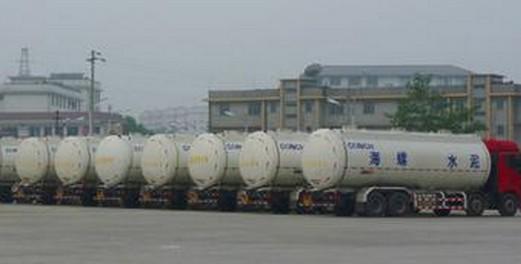 供应散装水泥PO42.5R