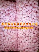 广东蘑菇头海绵粉扑 非乳胶水滴形海绵粉扑 深圳远美佳首选