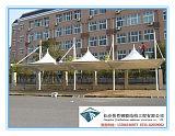 湖南膜结构景观停车棚 提升公司形象美化公司环境;