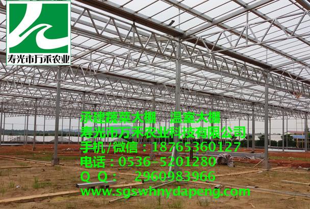 玻璃智能温室-智能温室建设-寿光市万禾农业