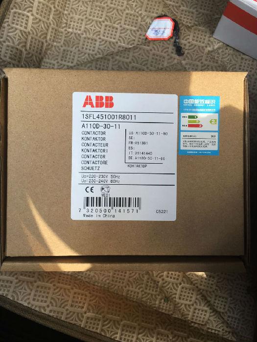 ABB交直流接触器AF320-30-11 ;
