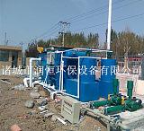 一体化溶气气浮装置 絮凝效果好 达标排放 润恒环保;
