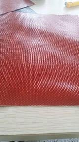 耐油防腐硅橡胶高温布 ;