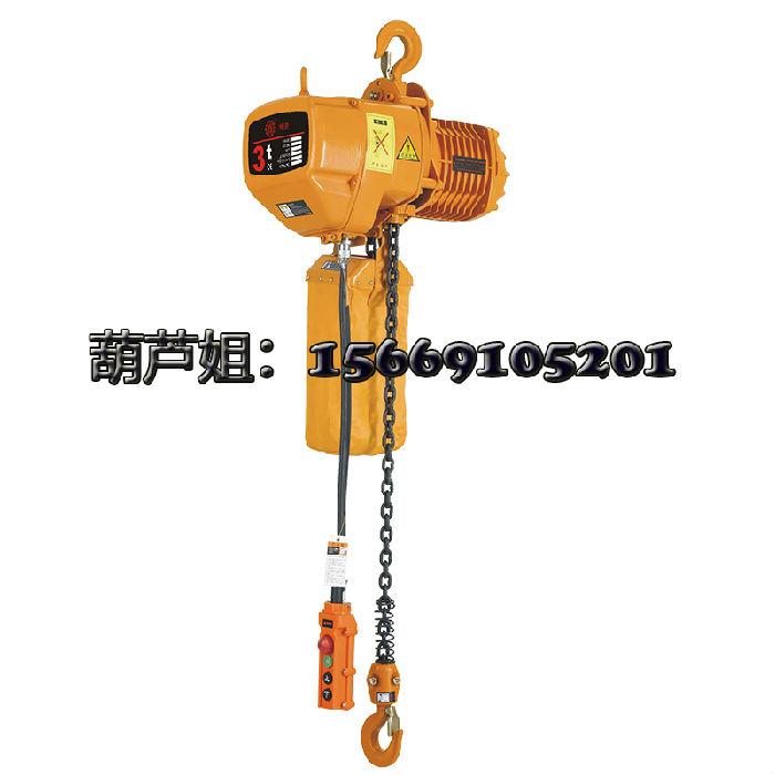 供应经济环链3T起重葫芦;