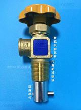 深圳安博公司液化石油气钢瓶物联网密码锁智能角阀