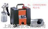 上海销售红色汽车喷涂机T328,小巧好用喷漆机;