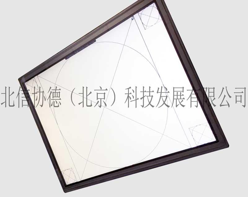 超薄视窗屏蔽玻璃;