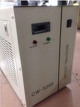 東莞CW-5200工業冷卻機;