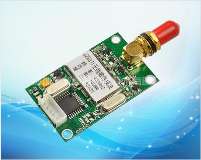 JZX871微功率无线数传模块;