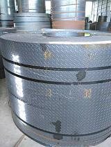 成都供应热轧花纹钢板卷;