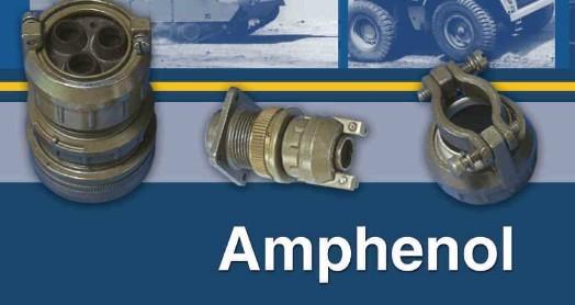 Amphenol连接器代理;