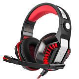 Beexcellent GM-2 专业游戏耳机批发 头戴式大耳机低音震撼;