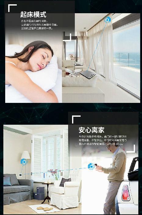 ABB i-家无线智能家居