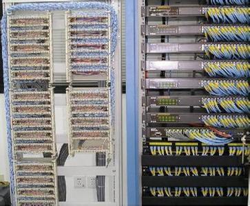 承接弱电系统集成工程施工;