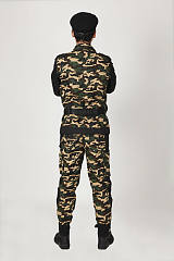 個性化高端定制作訓服 保安服;