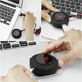 Beexcellent HUB 外置声卡 GM-8 转接线USB 延长3.5mm;