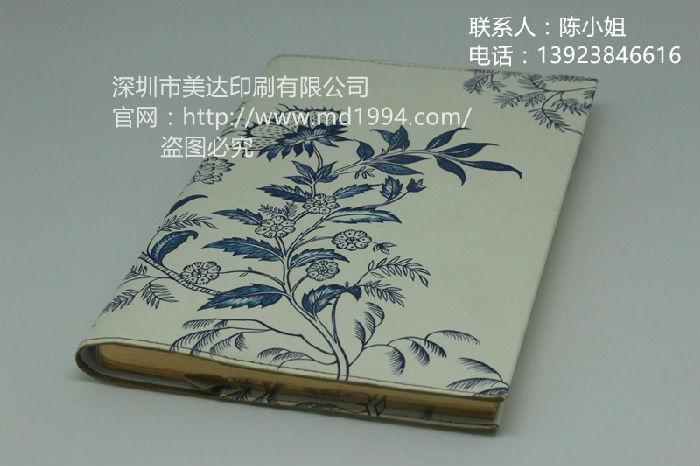 高级笔记本印刷公司 深圳美达笔记本印刷