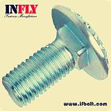 马车螺栓DIN603半圆头方颈螺栓M6-M20马车栓马车螺丝
