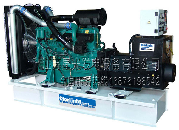 500kw康明斯柴油发电机组、康明斯发电机价格;