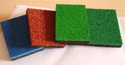 武汉市绿康源|EPDM跑道厂家|塑胶地板|运之家;