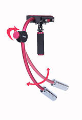 Sevenoak微单相机A7S A7R DV Gopro单反摄像手持稳定器