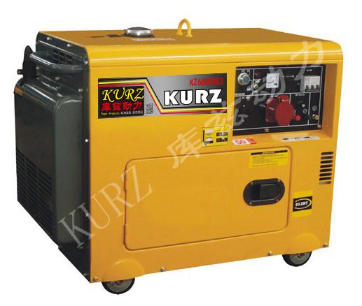 品牌5千瓦柴油发电机厂家价格