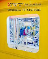 上海机器人间快速卷帘门