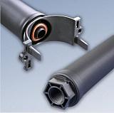 德国进口微孔曝气管,橡胶膜片管式曝气器;