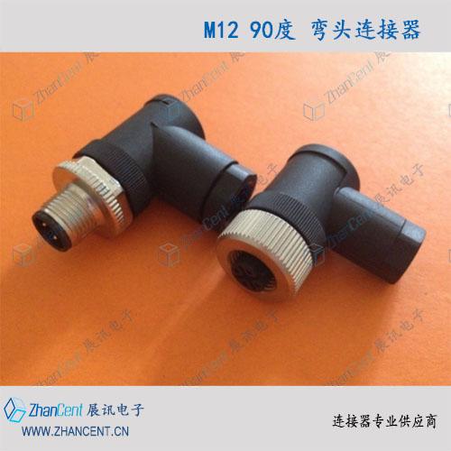 供应M8线束M12线束圆形航空插头