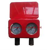 综采支架抗震测压双表;