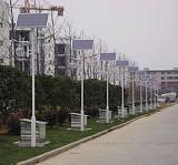 太阳能庭院灯;