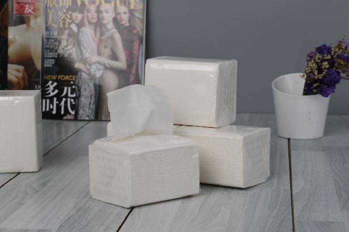 供应四川竹浆纸餐巾纸生活用纸厂家直销贴牌加工;