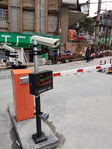 柳州车牌识别系统,电气火灾监控,消防设备电源监控,防火门监控;