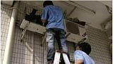 宝应空调维修安装 宝应维修空调安装 宝应空调拆装移机 宝应空调加氟