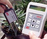 英国Delta-T WET土壤三参数速测仪 土壤温度 湿度电导率 盐度 水分