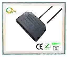 供应 LED电源连接器 室内照明连接器 2P 6位分线盒;