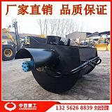 混凝土攪拌鏟車廠家裝載機攪拌機自動上料卸料DAN;