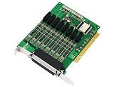 宇泰 UT-768I 8口工业级光电隔离型RS-232 PCI多串口卡