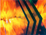3小时单片防火玻璃;